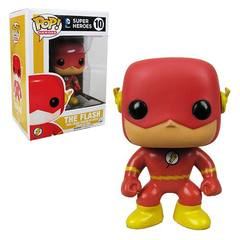 DC Heroes The Flash Pop! Heroes Vinyl Figure