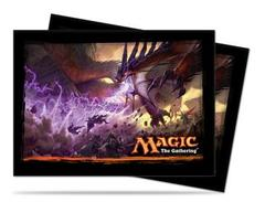 Ultra Pro Dragons of Tarkir Key Art Standard Deck Protectors 80ct