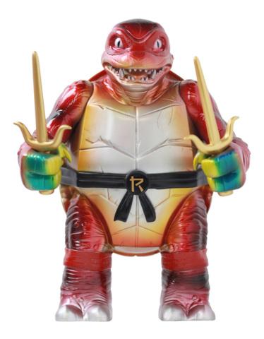 Teenage Mutant Ninja Turtles Kaiju Raphael 18
