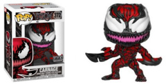 Marvel Carnage w/ Blades FYE Exclusive Pop Vinyl Figure