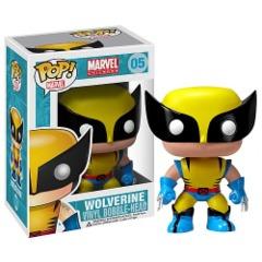 X-Men Wolverine Marvel Pop Vinyl 05