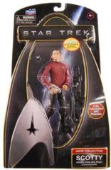 Star Trek Warp Collection Scotty 6 inch