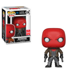 DC Red Hood Summer Convention Exclusive Pop! Vinyl Figure