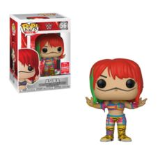 WWE Asuka Summer Exclusive Pop Vinyl Figure