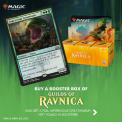 Guilds of Ravnica Booster Box w/ Buy a Box Promo (while supplies last)