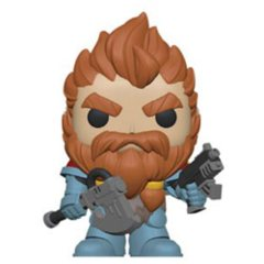 Warhammer 40k Blood Claw Pack Leader Pop! Vinyl Figure