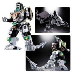 Mighty Morphin Power Rangers GX-78 Dragonzord Soul of Chogokin Action Figure