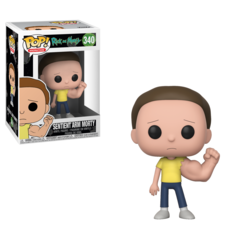 Rick and Morty Sentinent Arm Morty Pop Vinyl Figure