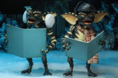Gremlins Christmas Carol Winter Scene 7-Inch Scale Action Figure 2-Pack
