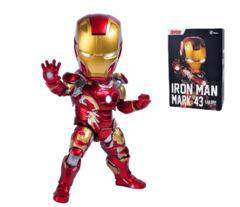 Marvel Avengers Egg Attack Action Iron Man Mark 43 Figure