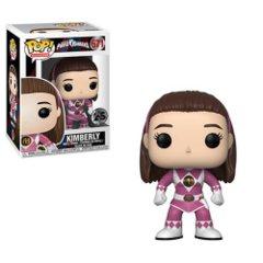 Power Rangers Pink Ranger No Helmet Pop! Vinyl Figure