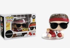 Supernatural Gym Teacher Dean Hot Topic Exclusive Pop Vinyl Figure