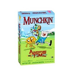 Adventure Time Munchkin Card Game