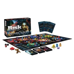 StarCraft Collector's Edition Risk Board Game