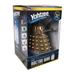 Doctor Who Dalek Yahtzee