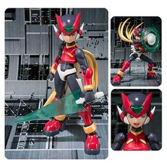 Mega Man Zero SH Figuarts Action Figure