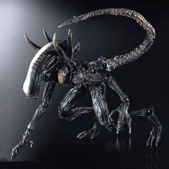 Aliens Alien Colonial Marines Lurker Play Arts Kai Action Figure