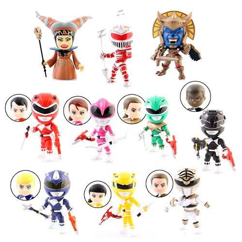 Loyal Subjects Mighty Morphin Power Rangers 3-Inch Random Figure Series 1 Mini-Figure