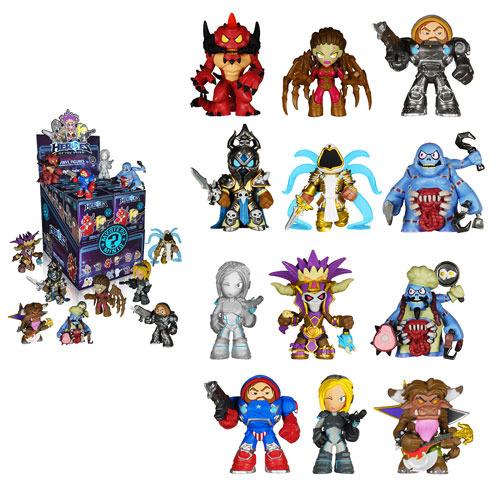 szczegóły dla jak kupić gorące wyprzedaże Blizzard Heroes of the Storm Funko Mystery Minis Mini-Figure Blind Box