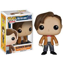 Doctor Who Eleventh Doctor Pop Vinyl Figure