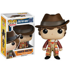 Doctor Who Fourth Doctor Pop Vinyl Figure