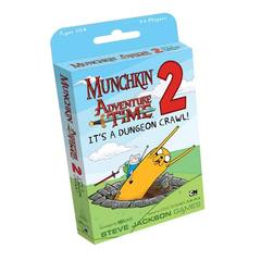 Adventure Time Munchkin Expansion