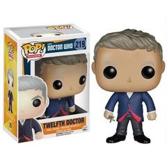 Doctor Who Twelfth Doctor Hot Topic Exclusive Pop Vinyl Figure