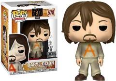 The Walking Dead Daryl in Prison Suit Pop Vinyl Figure