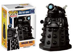 Doctor Who Black Dalek Exclusive Pop Vinyl Figure
