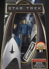 Star Trek Galaxy Collection Spock 3 3/4 inch Bridge Part B1