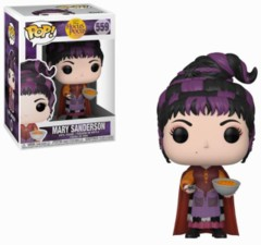 Hocus Pocus Mary Sanderson with Cheese Puffs Pop! Vinyl Figure