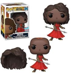 Black Panther Okoye Fall Exclusive Pop Vinyl Figure