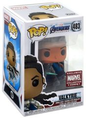 Endgame Valkyrie Collector Corpse Exclusive Pop Vinyl Figure