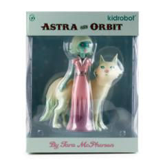 Astra and Orbit 8