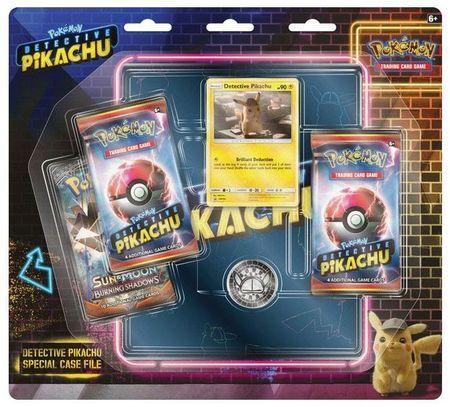 Detective Pikachu Special Case File (Pokemon)