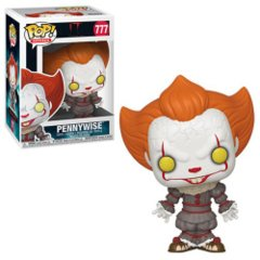 It: Chapter 2 Pennywise with Open Arms Funko Pop! Vinyl Figure