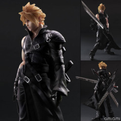 Final Fantasy VII - Advent Children Series 02 - Play Arts Kai - Cloud Strife