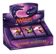 Iconic Masters Booster Box (24 packs)