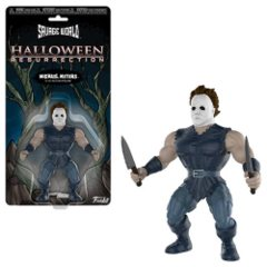 Halloween Michael Myers Savage World Action Figure