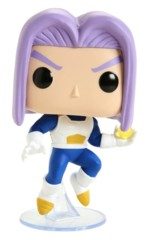 Dragon Ball Z Future Trunks (Holding Dragonball) Exclusive Pop! Vinyl Figure