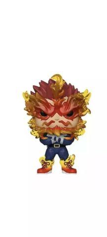 My Hero Academia Endeavor GameStop Box Exclusive Pop Vinul Figure