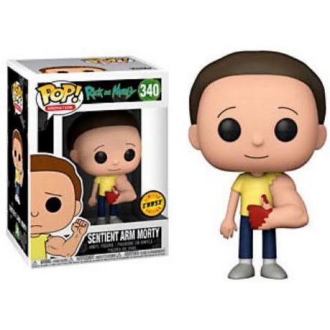 Rick and Morty Sentinent Arm Morty Chase Pop Vinyl Figure