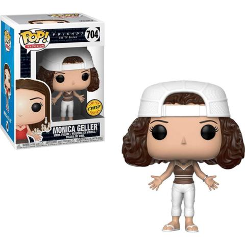 Friends Monica Geller Hair Chase Pop! Vinyl Figure