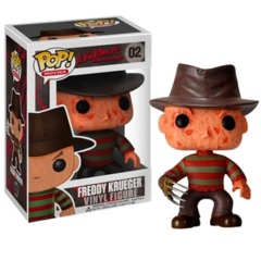 Nightmare on Elm Street Freddy Krueger Pop Vinyl 02