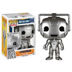 Doctor Who Cyberman Pop Vinyl Figure