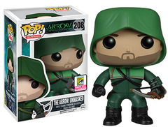 Arrow TV Series Unmasked Arrow SDCC Exclusive Pop Vinyl Figure