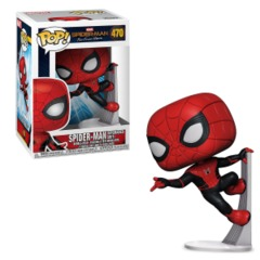 Far From Home Spider-Man Upgraded Suit Pop! Vinyl Figure