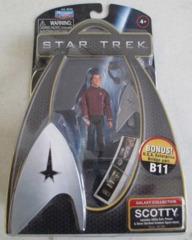 Star Trek Galaxy Collection Scotty 3 3/4 inch Bridge Part B11