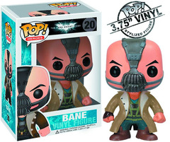 The Dark Knight Rises Bane Pop Vinyl Figure