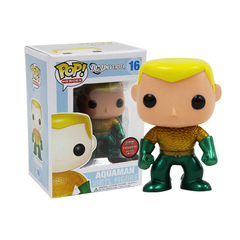 DC Universe Aquaman Gemini Exclusive Pop Vinyl Figure